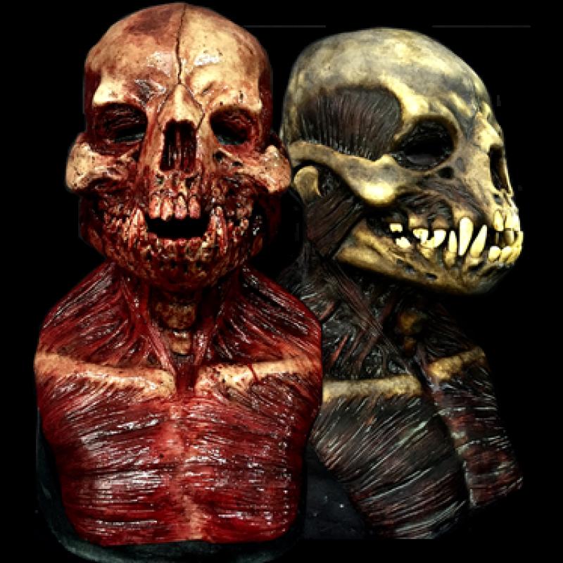 Wendigo Silicone Mask
